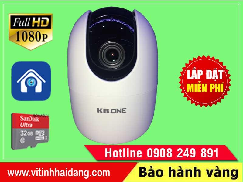 Camera IP wifi KBONE H21PW