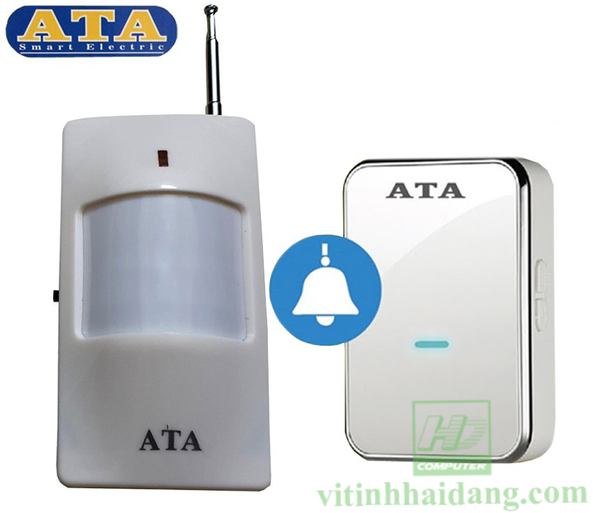 Chuông báo khách không dây ATA AT-318C