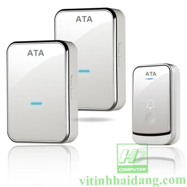Chuông cửa không dây ATA AT-913A