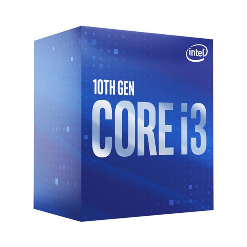 CPU Intel Core I3 - 10100 BOX