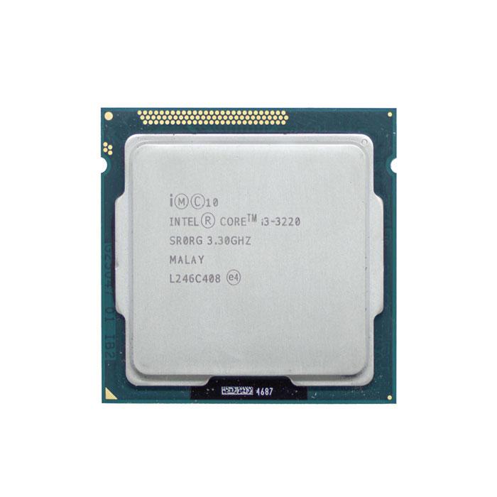 CPU INTEL i3-3220 (3.30Ghz) - TRAY NO BOX
