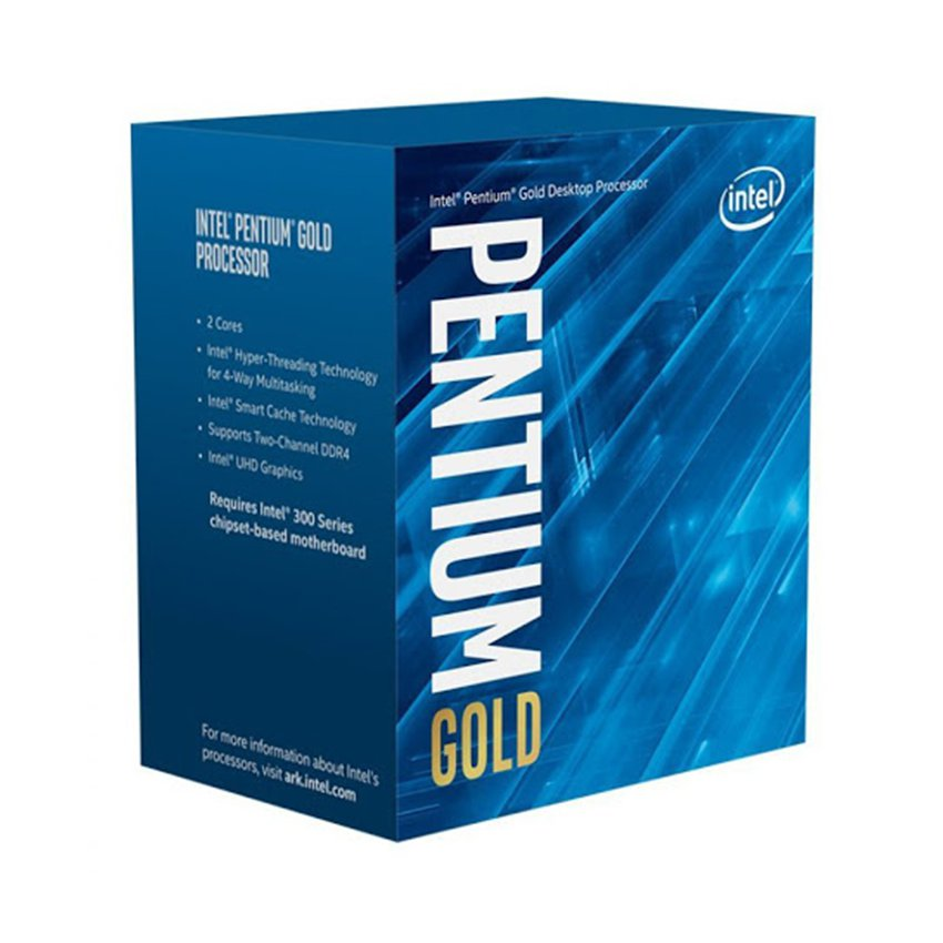 CPU Intel Petium G6400 - Box