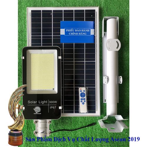 Đèn TS-79300K1 300W - Đèn Đường Năng Lượng Mặt Trời 300W TS-79300K1
