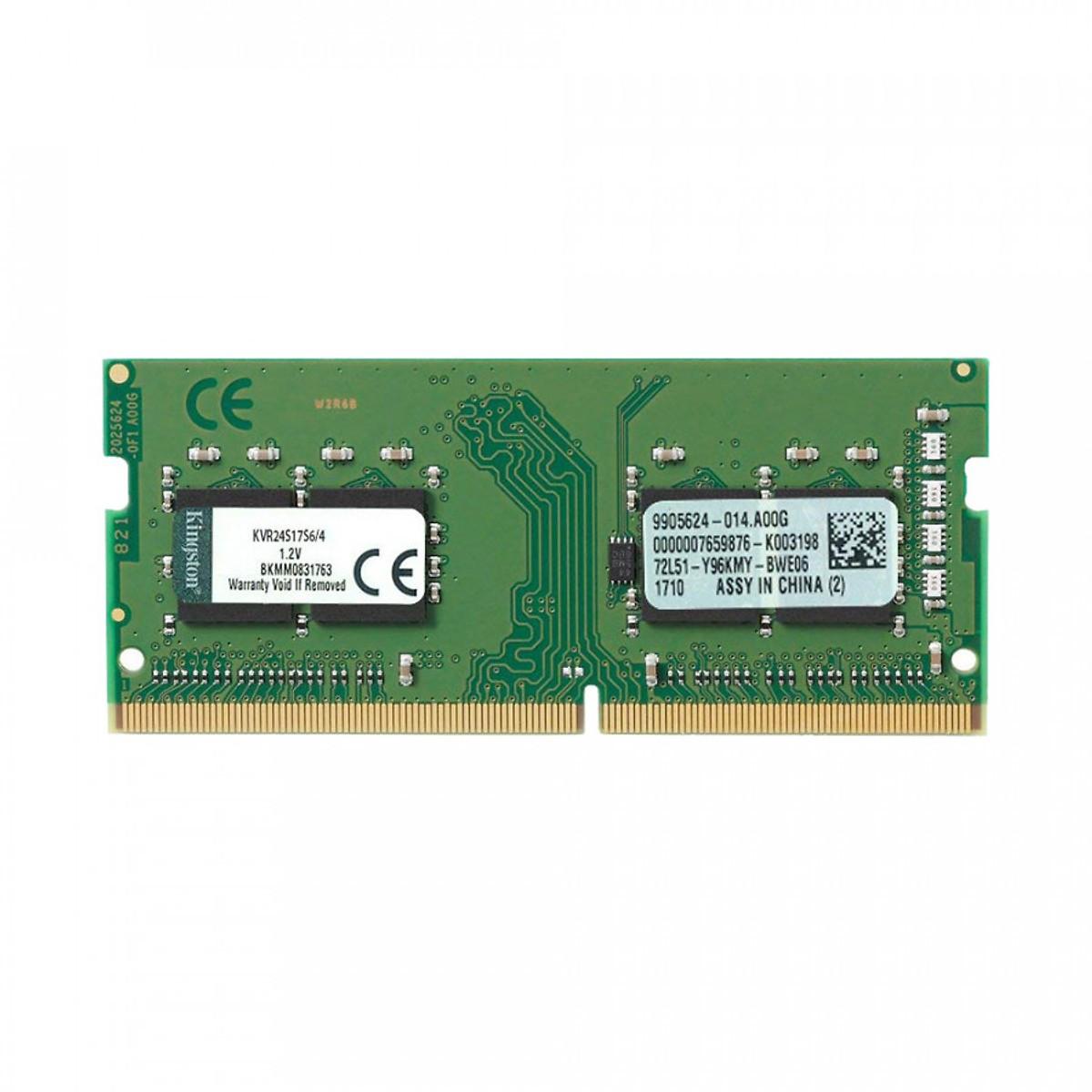 DRAM 4 KINGSTON 4GB-2400