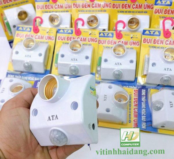 Đui đèn cảm ứng ATA AT-18A