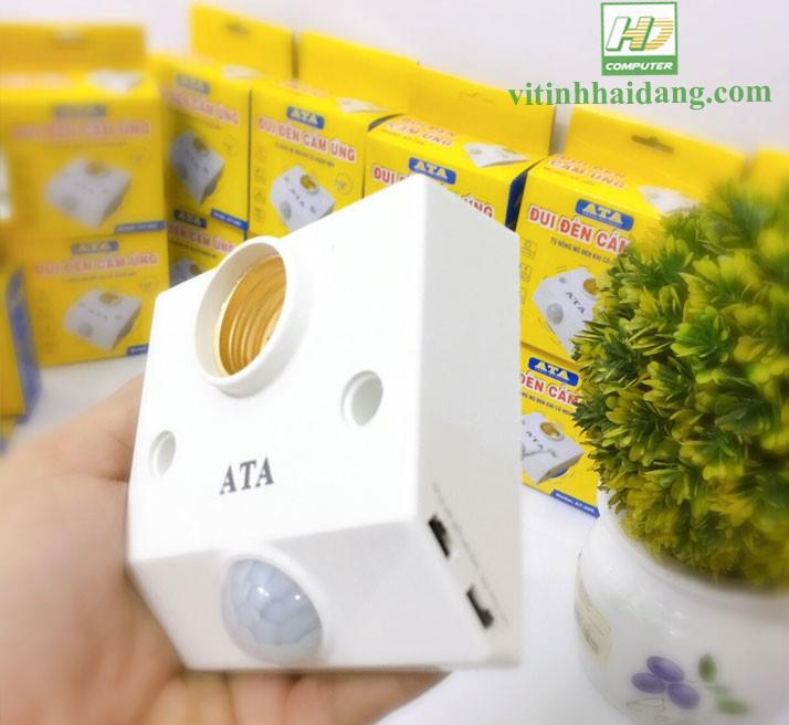Đui đèn cảm ứng ATA AT-28S