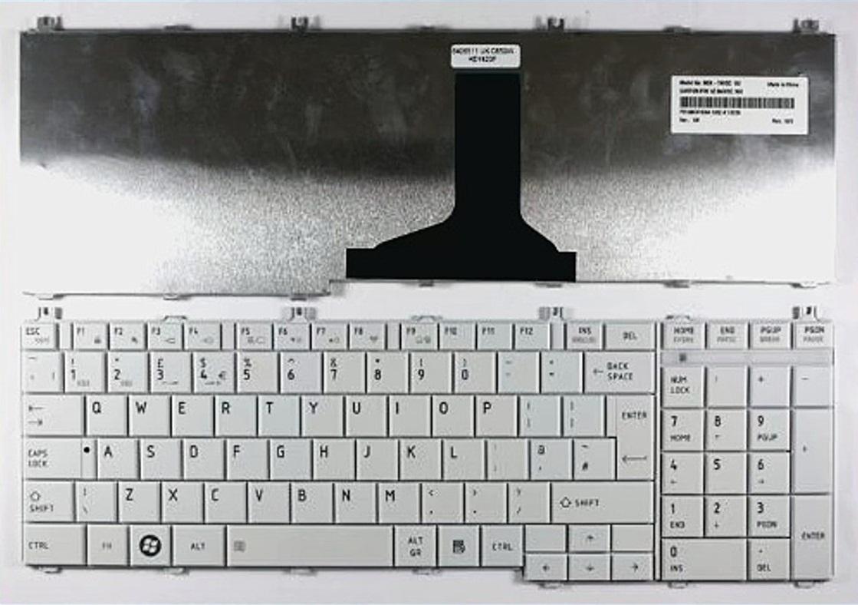 KEYBOARD TOSHIBA L655