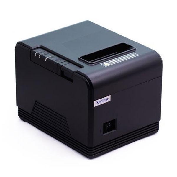 Máy in hóa đơn siêu thị XPrinter Q200 (USB)