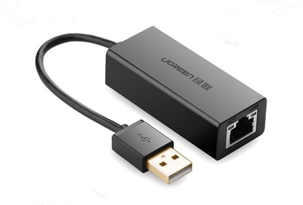 USB 2.0 to LAN 1000Mbps - USB LAN